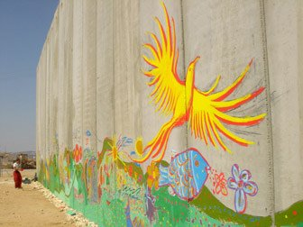 Photo: Wall in Palestine via Flickr (Creative Commons)